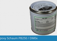 Epoxy-Schaum-PB250-DM0x