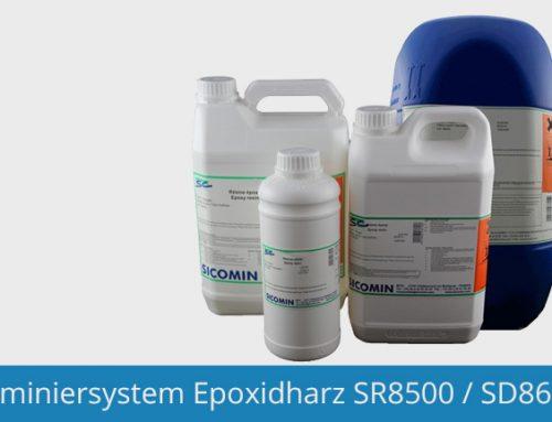 Laminiersystem Epoxidharz SR8500 / SD860x