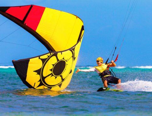 Kiteboard selber bauen, Kiteboardbau mit Epoxidharz