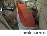 Vakuuminfusion / Harzinfusion Sportboot