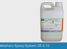 Klebeharz Epoxysystem SR 3-10