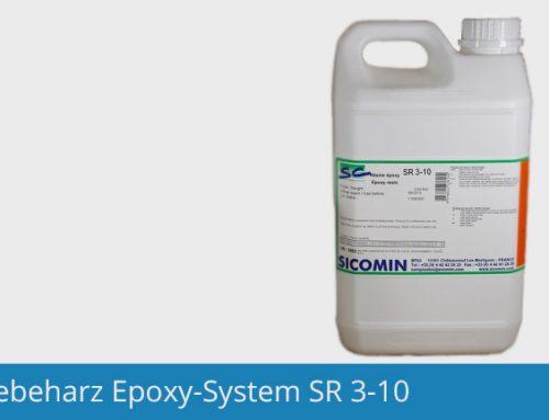 Klebeharz Epoxy-System SR 3-10