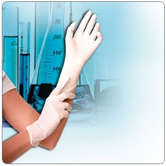 Nitril Einmal-Schutzhandschuhe SAFE, ungepudert, 100 Stk./Pack +wiko
