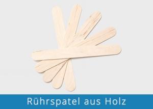 Rührspatel aus Holz
