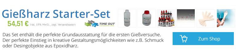 Gießharz Starter-Set